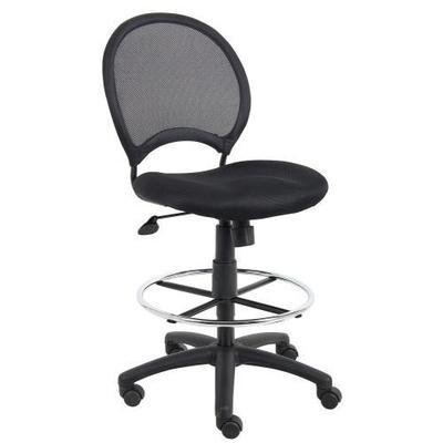 Boss Mesh Back Drafting Chair