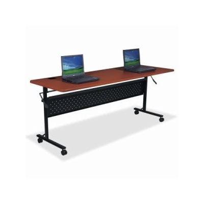 """Lorell Flipper Table, 60X24X29-1/2, Cherry (Llr60666)"""