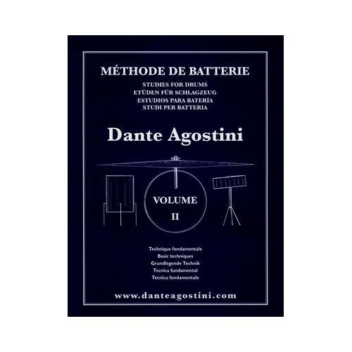 Dante Agostini Méthode De Batterie 2