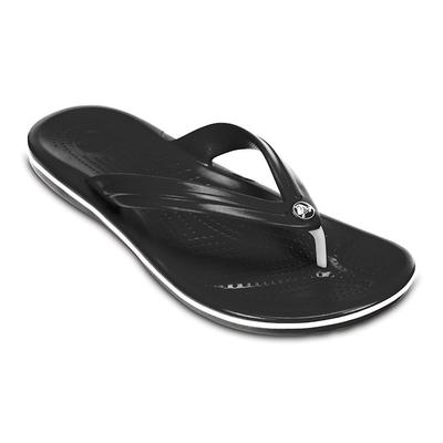 Crocs Black Crocband™ Flip Shoes
