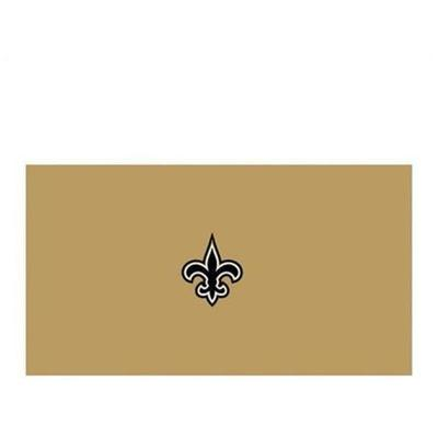 Imperial International NFL New Orleans Saints Pool Table Cloth - 8 ft.