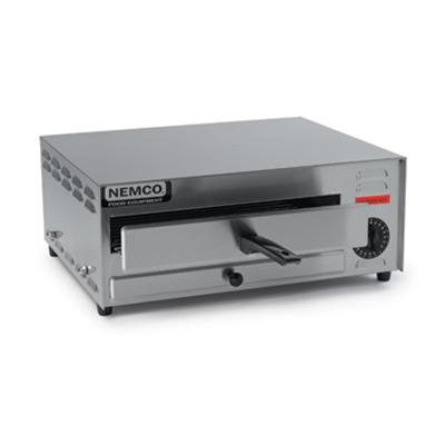 Nemco 6215 Pizza Oven Counter Top Electric Single Deck Fits 12 Pizzas