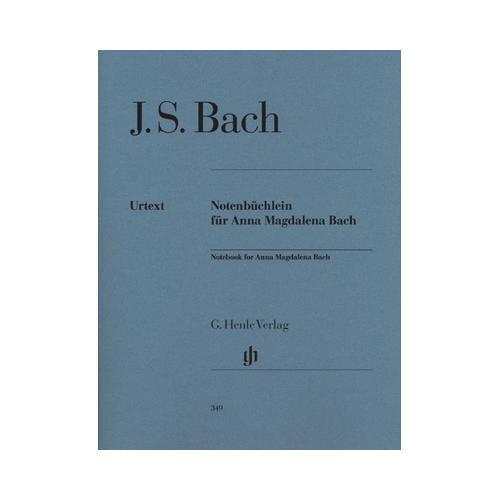 Henle Verlag Bach Notenbüchlein