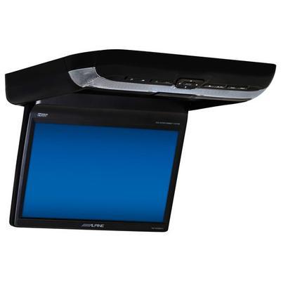 """Alpine 10.2"""" Overhead Flip-Down Touch-Screen DVD Player - PKG-RSE3DVD"""
