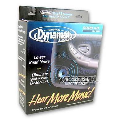 Dynamat 10435 Xtreme Door Kit Damping Accessory