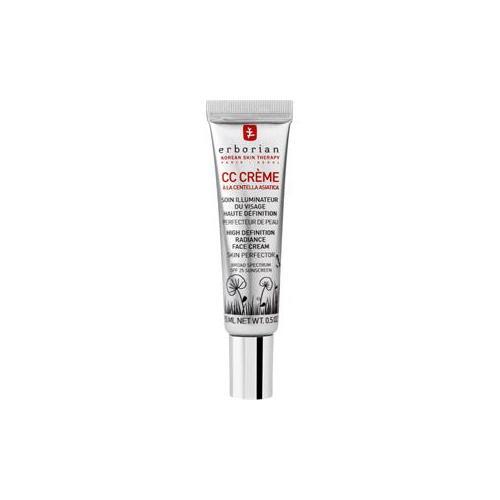 Erborian Finish BB & CC Creams CC Crème à la Centella Asiatica Doré 45 ml
