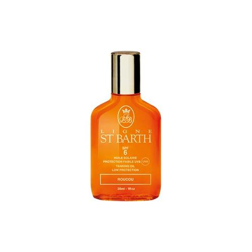 LIGNE ST BARTH Pflege SOLAIRE With Low Protection SPF 6 Roucou Tanning Oil 125 ml