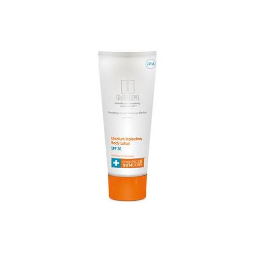 MBR Medical Beauty Research Sonnenpflege Medical Sun Care Medium Protection Body Lotion SPF 20 200 ml