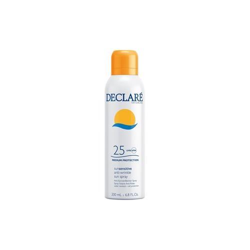 Declaré Pflege Sun Sensitive Sun Sensitive Anti-Wrinkle Sun Spray SPF 25 200 ml