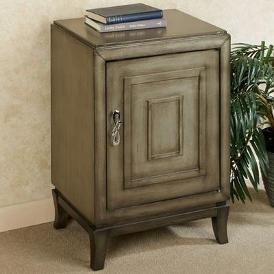Blair Storage Cabinet Dark Gray , Dark Gray