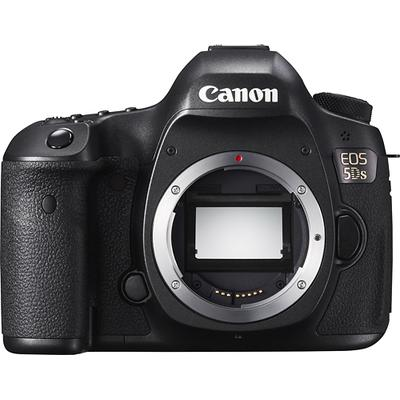 Canon EOS 5DS DSLR Camera (Body Only) - Black - 0581C002