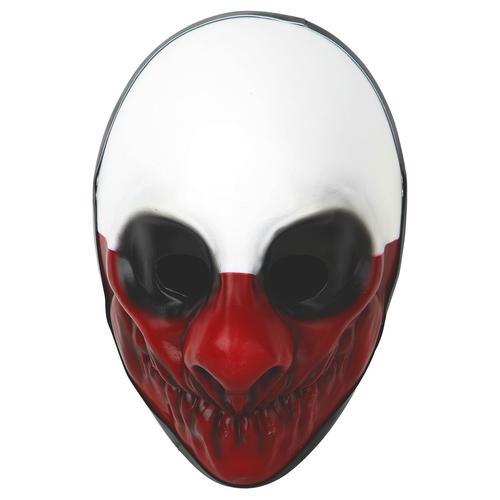 Payday 2 - Wolf Mask Maske - multicolor - Offizieller & Lizenzierter Fanartikel