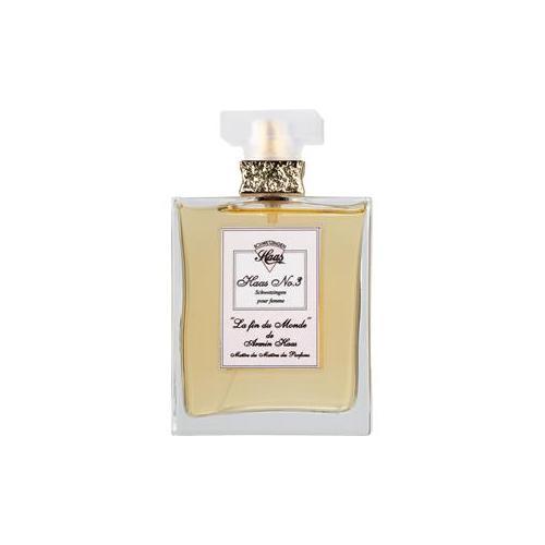 Haas Parfum Damendüfte Haas No.3 La fin du monde de Schwetzingen Eau de Parfum Spray 100 ml