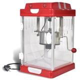 vidaXL Machine à pop-corn 2,5 oz
