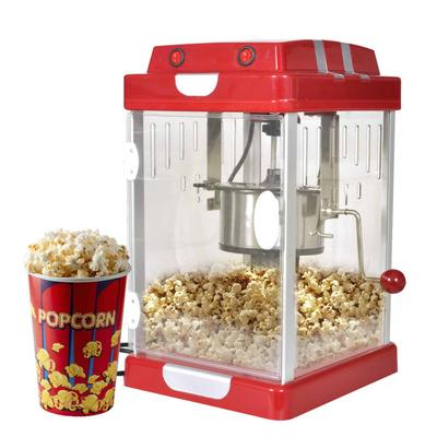 vidaXL Machine à pop-corn 2,5 oz