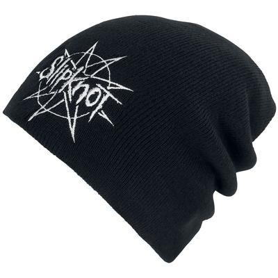 Slipknot Logo Mütze - schwarz - Offizielles Merchandise