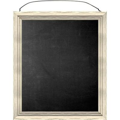 PTM Images Beige Frame Chalkboard With Wire