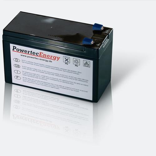 Batteriesatz für MGE Protection Center 420