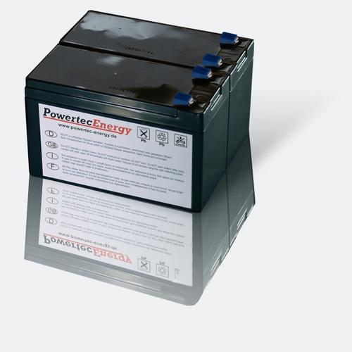 Batteriesatz für Effekta MHD 700