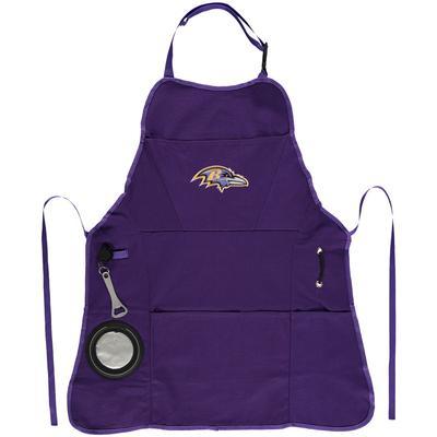 Baltimore Ravens Four-Pocket Apron