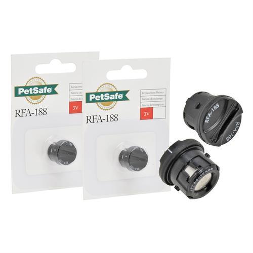 2er Pack Petsafe Batterie Modul RFA-188