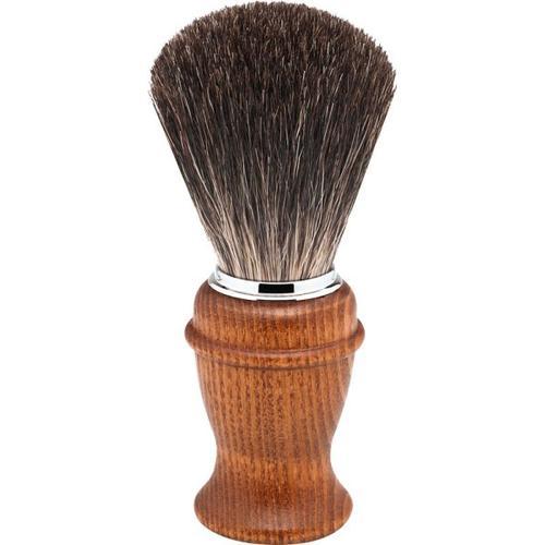 Erbe Shaving Shop Rasierpinsel Holzgriff