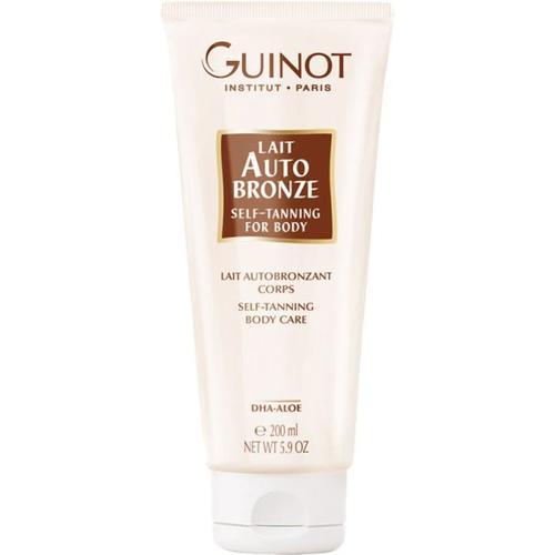 Guinot Lait Auto Bronze 200 ml