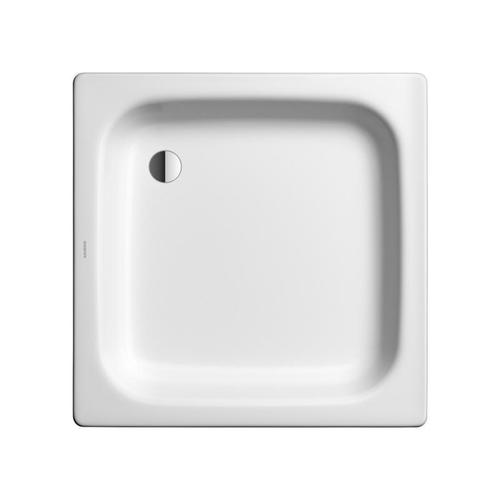 Kaldewei Sanidusch Rechteck-Duschwanne L: 90 B: 90 H: 14 cm weiß 331100010001