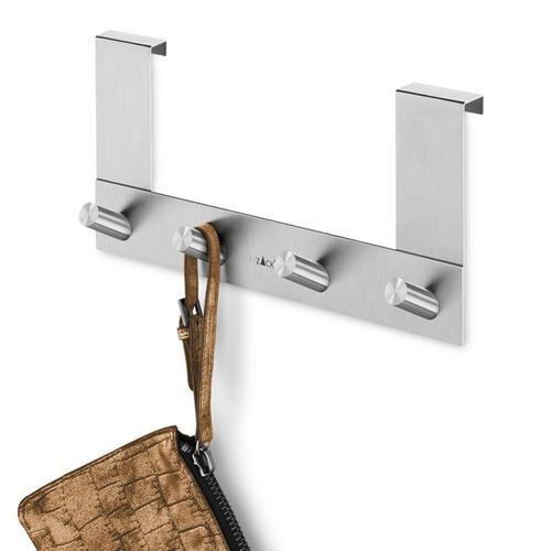 Zack EXIT Türhaken-Leiste für Tür mit Falz 16-19 mm 20753