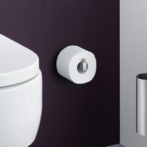 Zack LINEA Ersatz-Toilettenpapierhalter, Wandmontage 40391