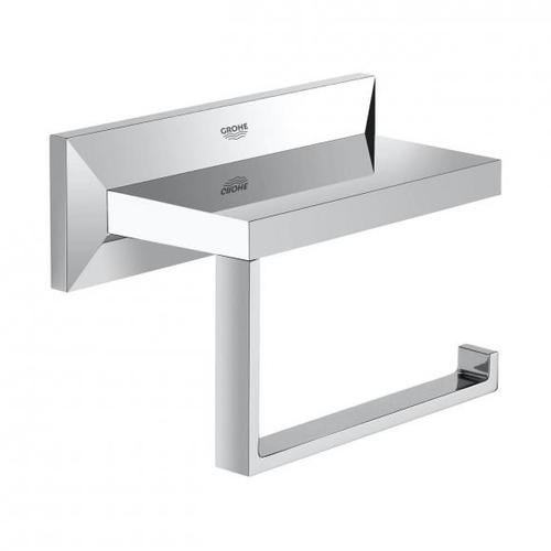 Grohe Allure Brilliant WC-Papierhalter B: 150 H: 99 T: 73 mm chrom 40499000