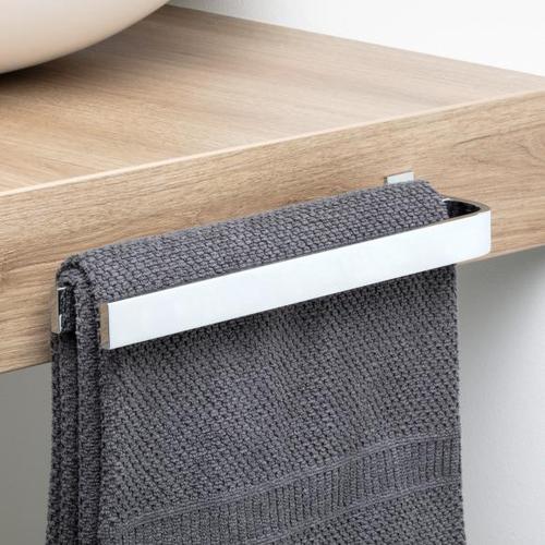 Giese Handtuchhalter für Badmöbel zweiarmig B: 88 H: 40 T: 300 mm 91654-02