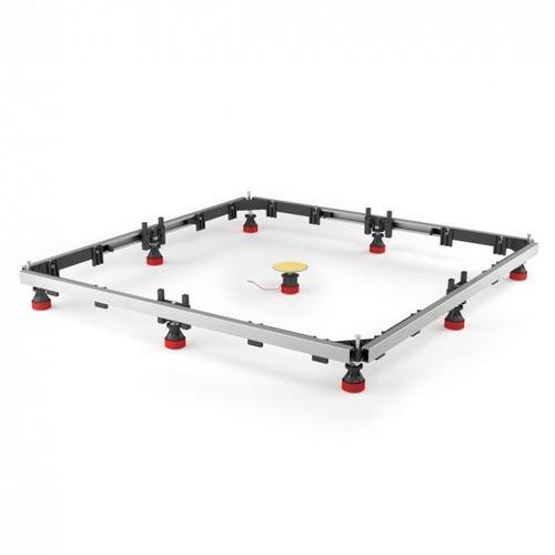 MEPA Montagerahmen SF Rechteck-Duschwannen bis 100 x 100 Acryl 150183