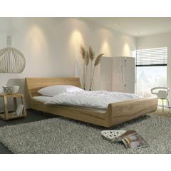 Dormiente Massivholz-Bett Mola Kirsche 200x200 cm
