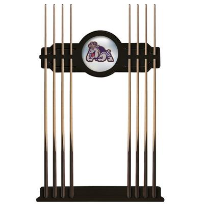 James Madison Dukes Eight Stick Pool Cue Rack - Black
