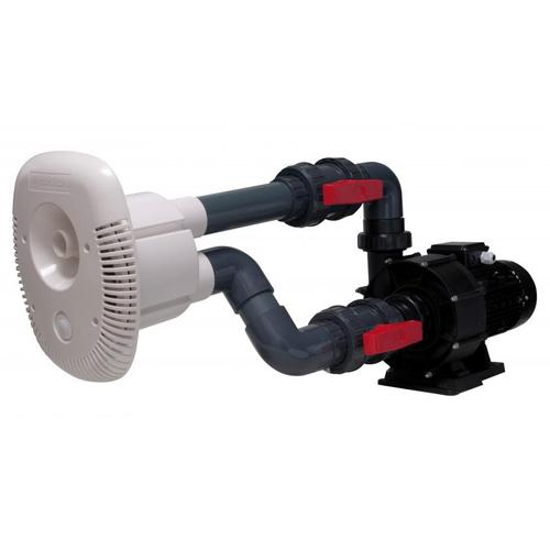 Brilix Pool-Gegenstromanlage Elegance 70, 230V, 70m³/h