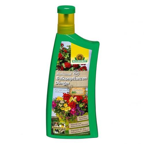 BioTrissol® Plus Balkonpflanzen-Dünger, 1 Liter