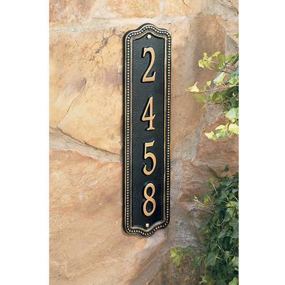 Beaded Vertical Wall Sign - Ballard Designs