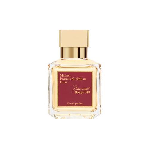 Maison Francis Kurkdjian Unisexdüfte Baccarat Rouge 540 Eau de Parfum Spray 70 ml