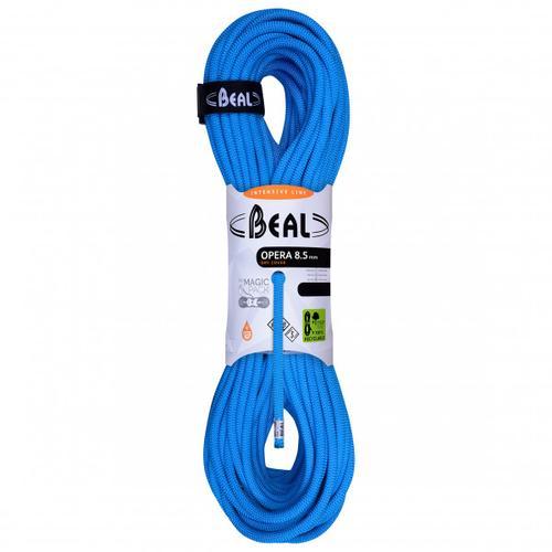Beal - Opera 8,5 mm - Einfachseil Länge 60 m blau