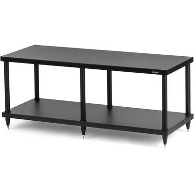 solidsteel S4-2 Audio Rack 2 Shelf Wide