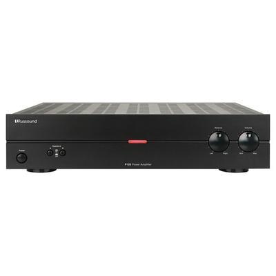 Russound P125 125W 2-Ch. Amplifier - Black - 2800-536274