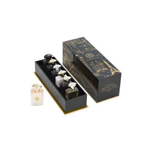 Amouage Herrendüfte Epic Man Miniature Modern Collection Eau de Parfum Lyric Man 7,5 ml + Eau de Parfum Epic Man 7,5 ml + Eau de Parfum Memoir Man 7,5 ml + Eau de Parfum Honour Man 7,5 ml + Eau de Parfum Fate Man 7,5 ml + Eau de Parfum Interlude Man...
