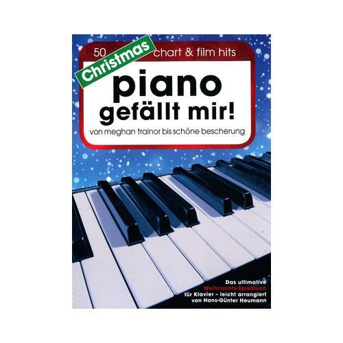 Bosworth Piano Gefällt Mir! X-mas