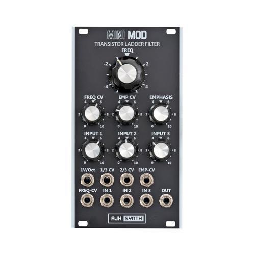 AJH Synth MiniMod VCF black