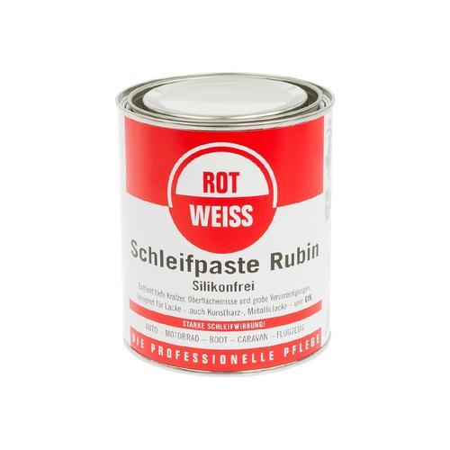 Schleifpaste Rubin Dose (750 Ml) | Rotweiss