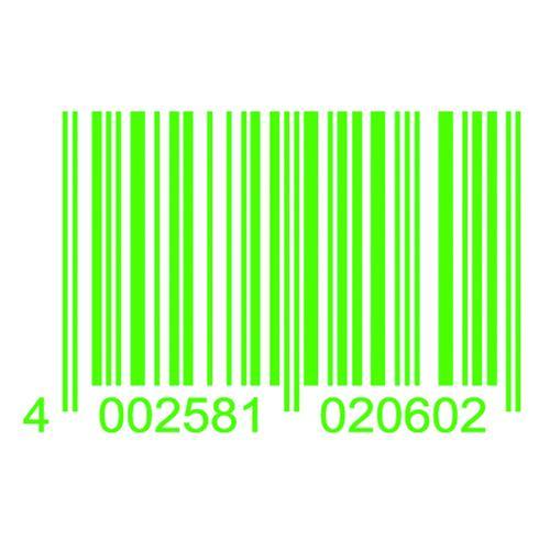 Cardesign Sticker CODE, Neon Grün | Foliatec