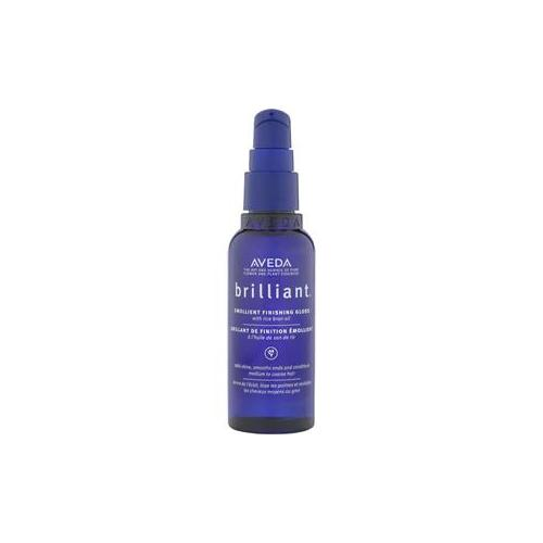 Aveda Hair Care Styling Brilliant Emollient Finishing Gloss 75 ml