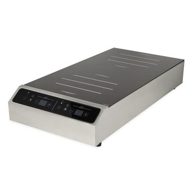 Equipex GL2-3500F Countertop Commercial Induction Cooktop w/ (2) Burners, 208 240v/1ph