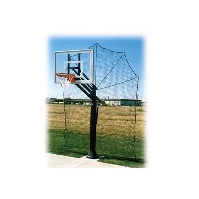 First Team Defender Retention Net For In-Ground Basketball Hoop